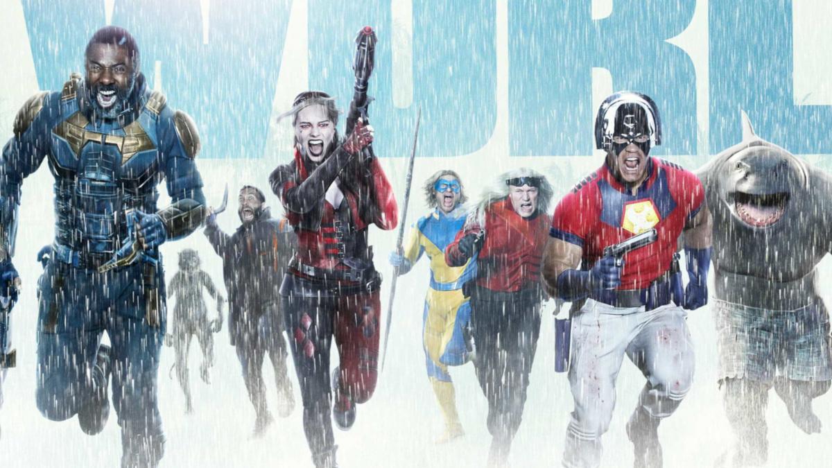 The Suicide Squad (2021) ไม่มีโฆษณา